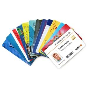 Tarjetas plásticas y RFID